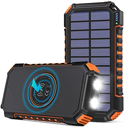 chargeur solaire 1