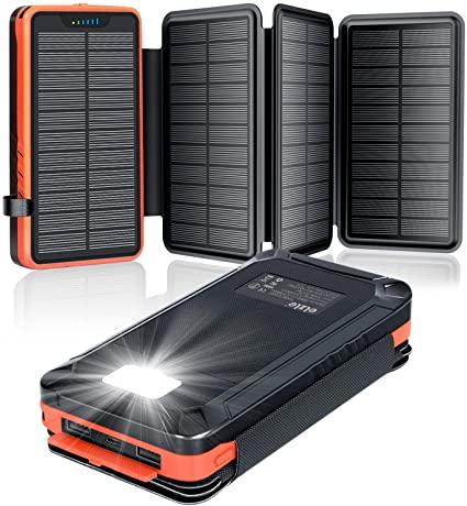 chargeur solaire elzle 1