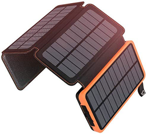 chargeur solaire impermeable